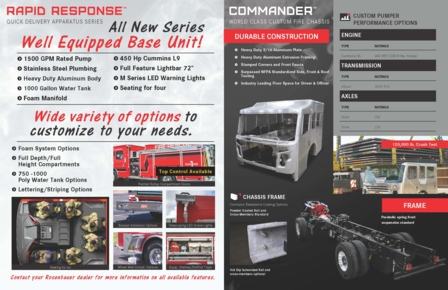 Commander Custom Chassis